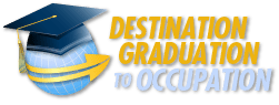 destination graduation to occupation