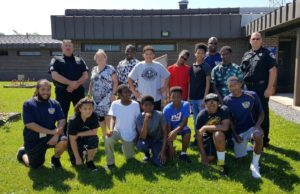 my brother's keeper participants visiting county jail
