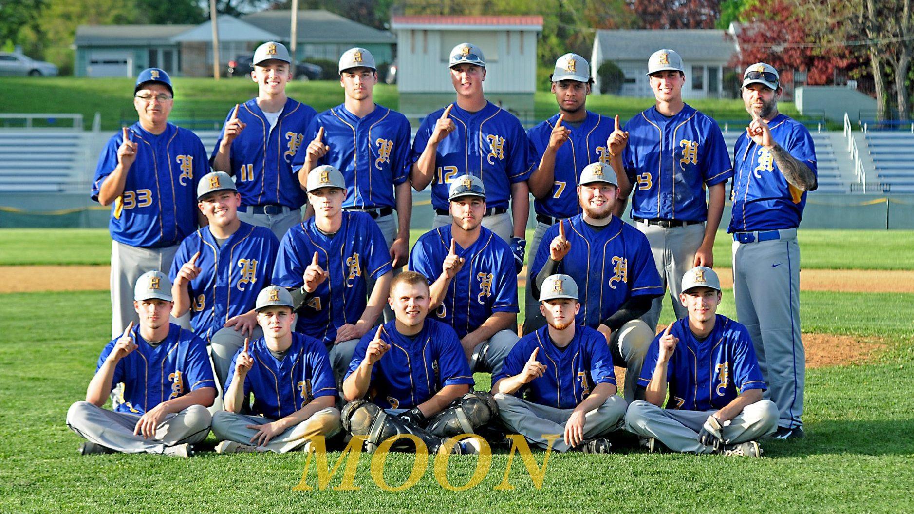 Hudson Bluehawks Varsity Baseball