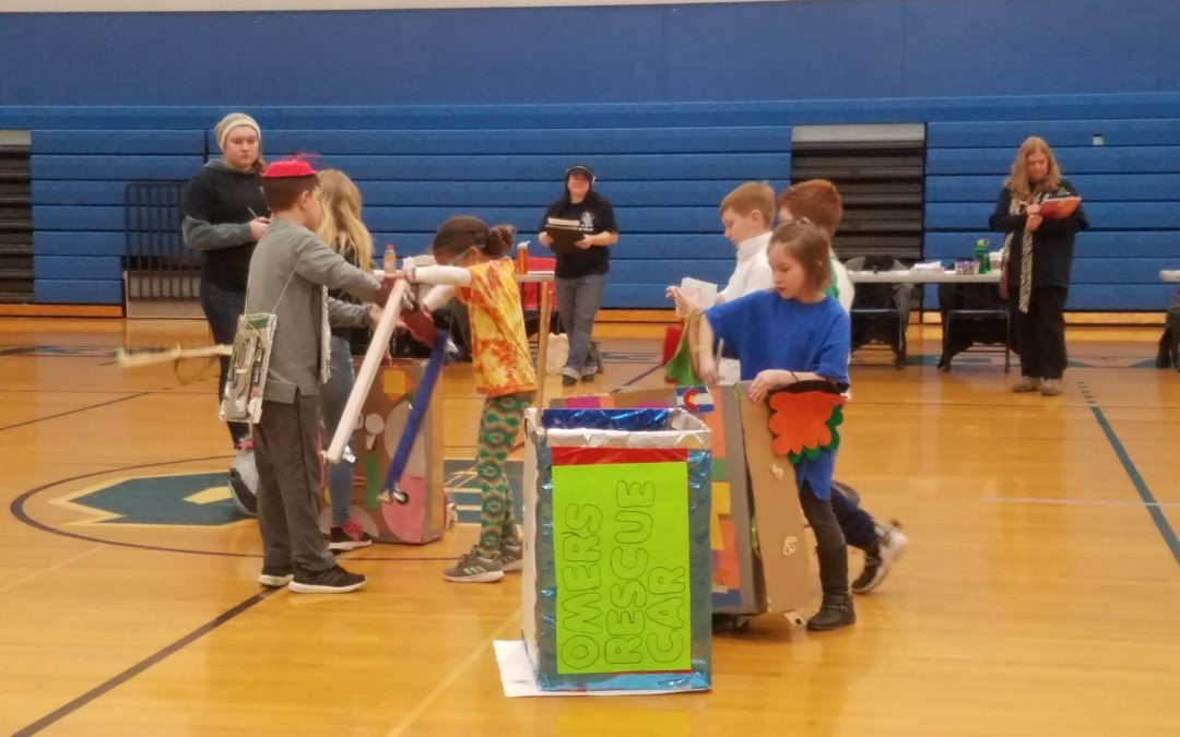 Volunteers Needed for Odyssey of the Mind 2020