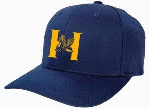 Hudson Bluehawks hat