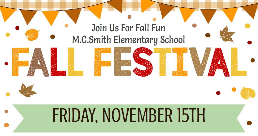 Fall Festival at MCSES