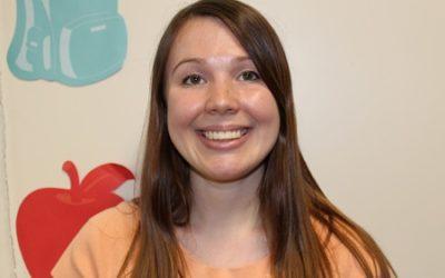 Meet Meredith Goff, Speech Language Pathologist