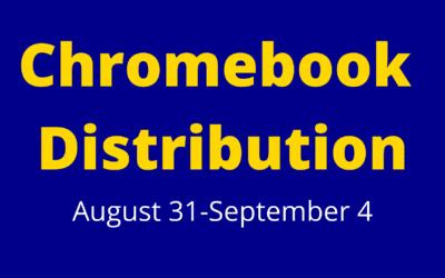 Chromebook Distribution