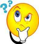 emoji question mark face