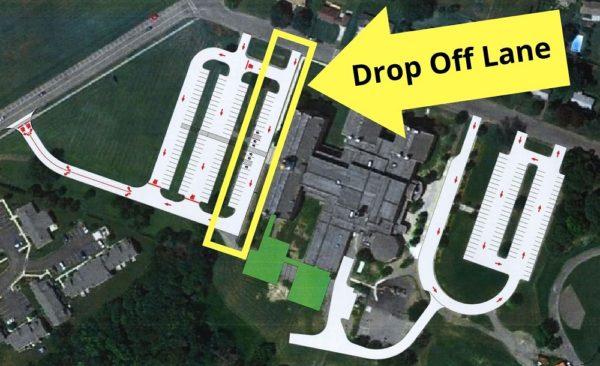 drop off location