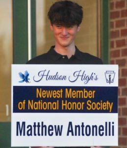 Matthew Antonelli