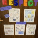 student comics about how they show respect