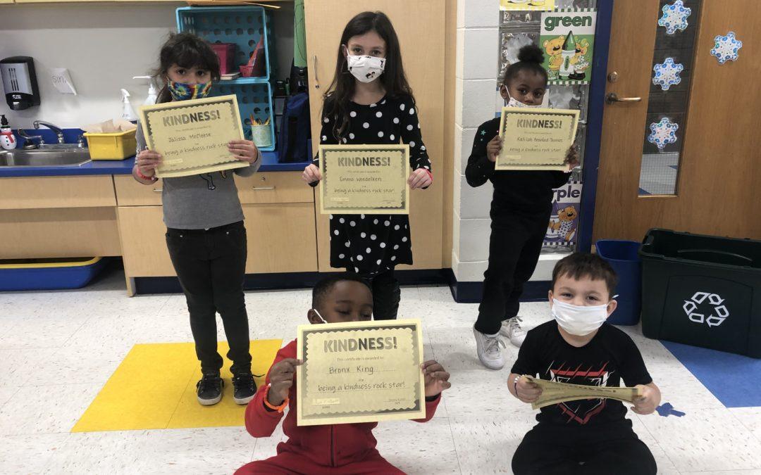 Kindness Certificates