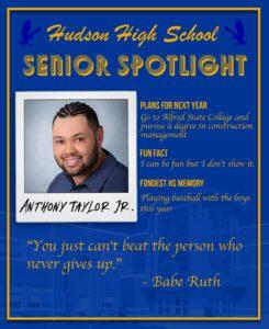 senior spotlight poster