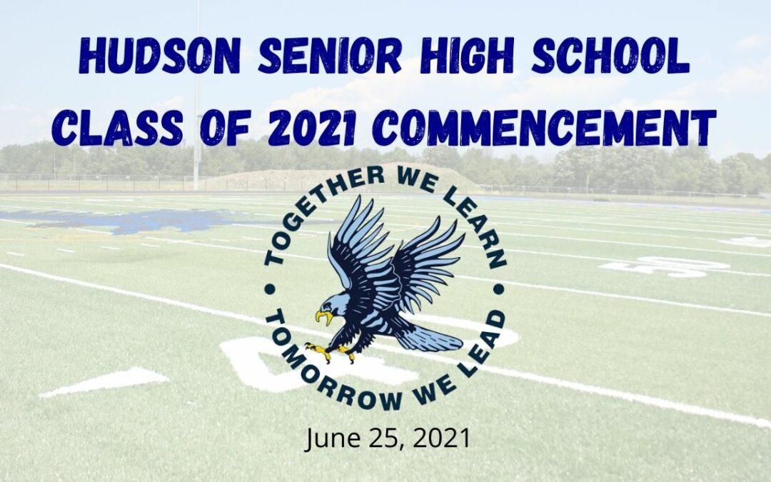 Class of 2021 Graduation Live Stream