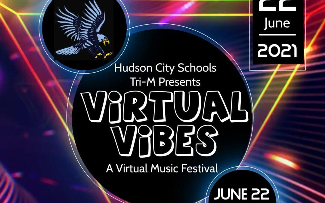 Virtual Vibes Spring Concert (VIDEO)